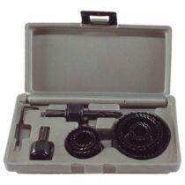 Extol Craft körkivágó készlet fához, 11 db, 19-64 mm