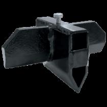 Scheppach négyes kés HL 1010 és HL 1200 S hasogatókhoz (7905400701)