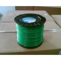 Damil 3,0 mm x 248 m zöld, kör keresztmetszet