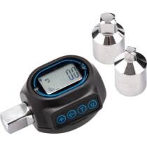 Extol Prémium digitális nyomaték adapter hangjelzéssel, 20-200 Nm