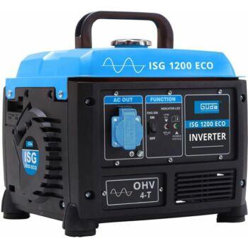 40657 Güde ISG 1200 ECO inverteres áramfejlesztő