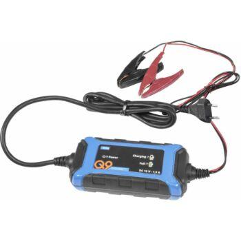 85141 Güde 12V-6V 4A akkumulátortöltő