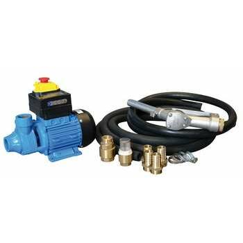 40012 - Güde Dieselpumpa MIDI
