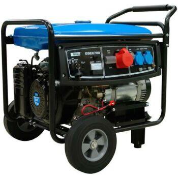 40635 - Güde GSE 6700 aggregátor, áramfejlesztő