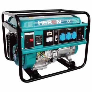 Heron EGM-55 AVR-1 áramfejlesztő 3x1 fázis (8896113)