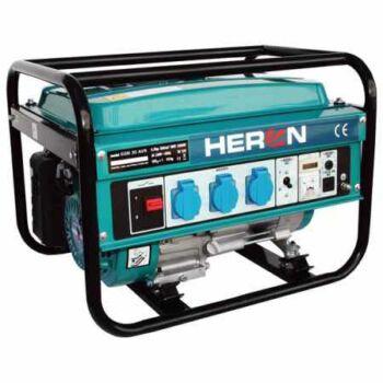 Heron EGM-30 benzinmotoros áramfejlesztő, max 2800 VA (8896116)