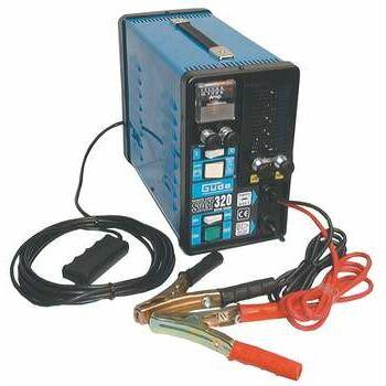 85068 Güde Akkumulátortöltő START 320