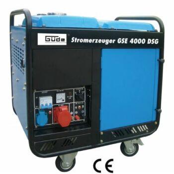 40583 Güde Aggregátor GSE 4000 DSG
