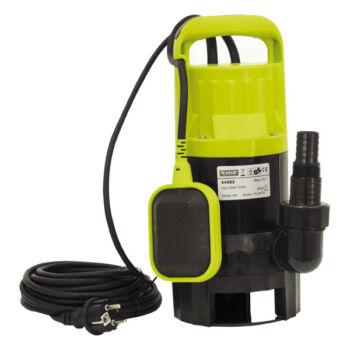 Extol Craft szennyvízszivattyú, 550W, 12m3/h, 6 m (84501)