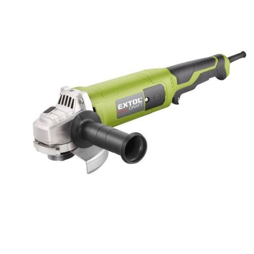 Extol Craft sarokcsiszológép 1200W,125 mm tárcsaátmérő (403127)