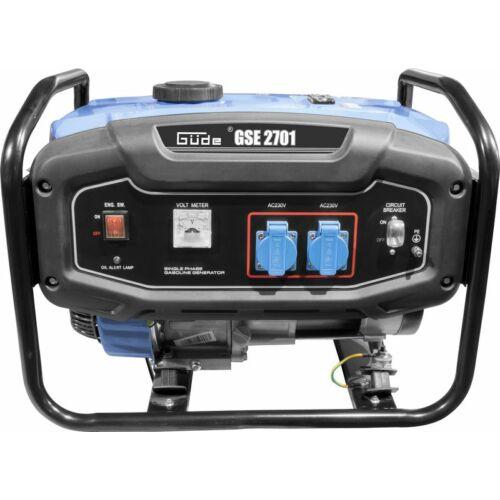 40727 - Güde GSE 2701 aggregátor, áramfejlesztő - AVR