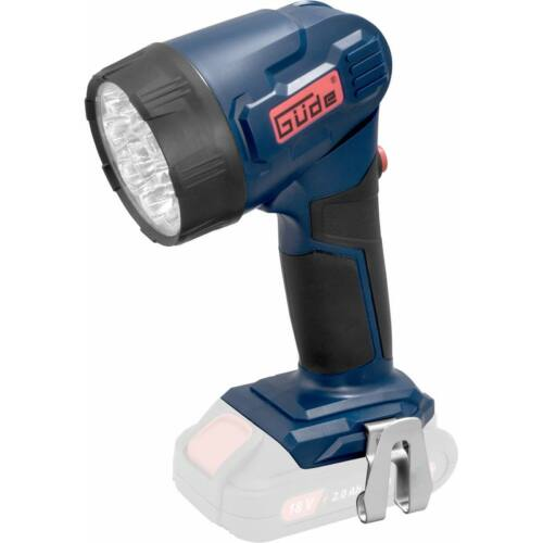 58519 Güde akkumulátoros led Lámpa L 18-0, 18V, géptest