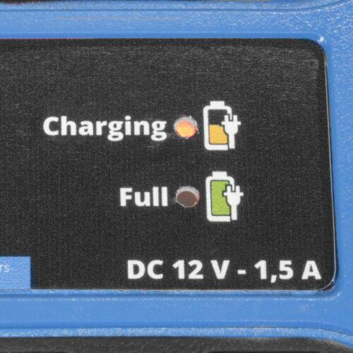 85140 Güde 12V-1,5 akkumulátortöltő