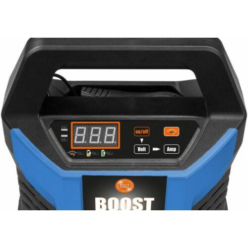 85143 Güde 12V-15A-BOOST akkumulátortöltő