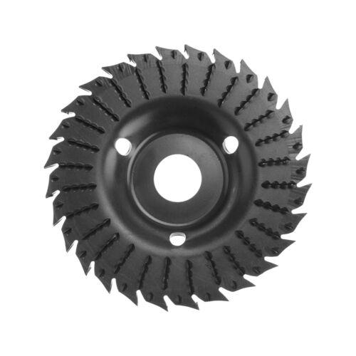 Extol Prémium faforgácsoló korong; max 13000 ford/perc, sarokcsiszolóhoz, fém, 125×22,2mm, fa vágás/csiszolásához, szakaszos használat