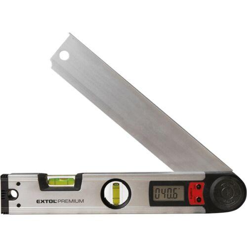 Extol Prémium vízmérték, digitális szögmérővel, 305 mm (8823501)