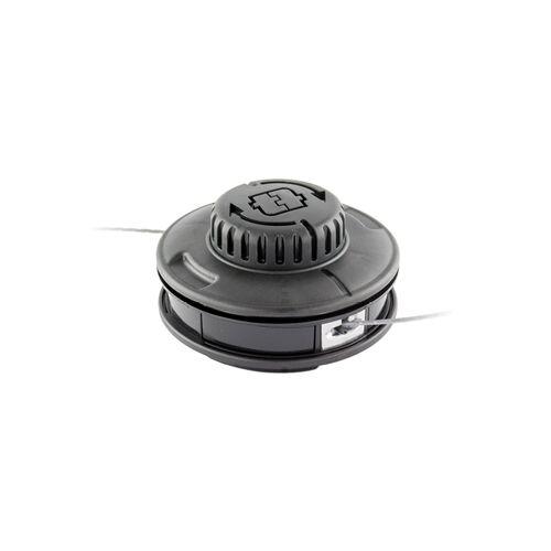 Tecomec könnyű befűzésű damilfej 2 adapter csavarral (M10x1,25 LHF és M8x1,25 LHM)