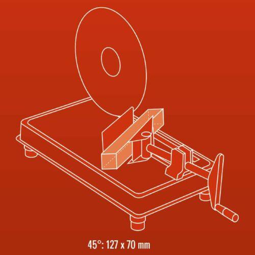 Einhell TH-MC 355 fémdaraboló (4503140)