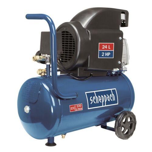 Scheppach HC 25 olajkenésű kompresszor (5906115901)