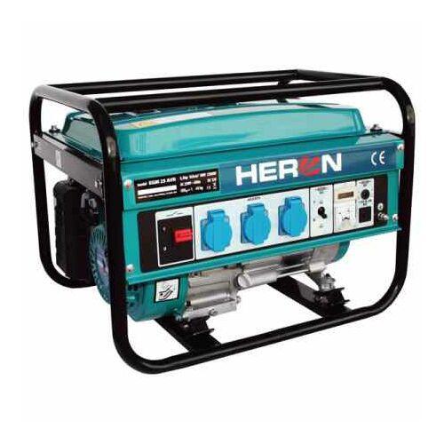 Heron áramfejlesztő EGM-25 AVR, max 2300 VA (8896111)