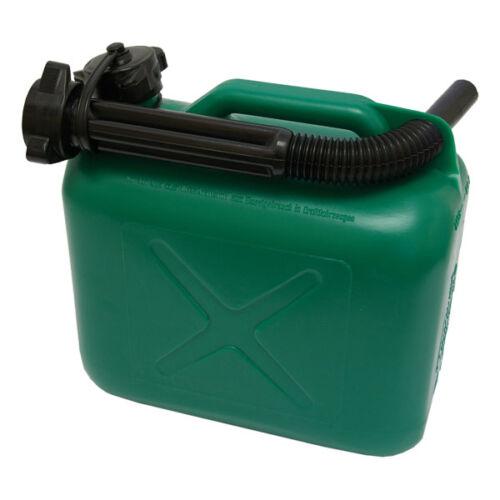 Benzines kanna, 5 literes (műanyag üzemanyagkanna) 7264