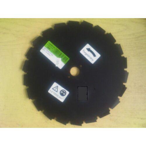 Vágótárcsa 22 fogú  225x25,4 mm