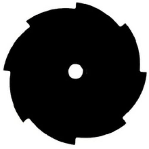 Vágótárcsa 8 élű 255x25,4x1,8 mm