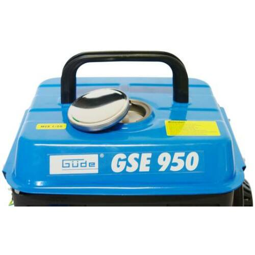 40626 - Güde GSE 950 aggregátor, áramfejlesztő