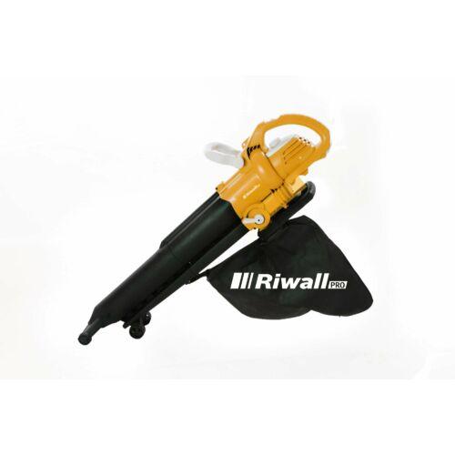 Riwall PRO REBV 3000 elektromos lomb szívó-fújó, 3000 W
