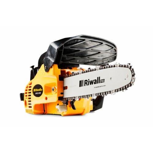 Riwall PRO RPCS 2530 egykezes benzines láncfűrész, 1,2 LE