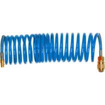 Extol Prémium légtömlő spirál kompresszorhoz; 5m, 15 Bar