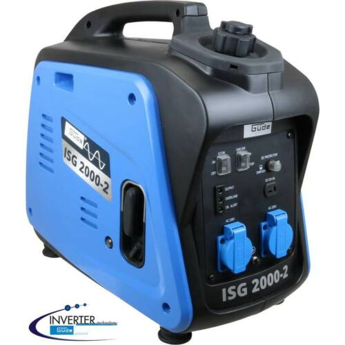 40720 Güde Inverteres áramfejlesztő ISG 2000-2