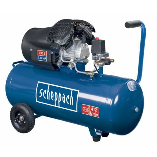 Scheppach HC 100 dc olajkenésű kompresszor (5906120901)