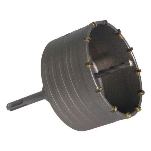 Extol Prémium körkivágó téglához, SDS befogás; 79 mm, 100 mm hosszúságú szár